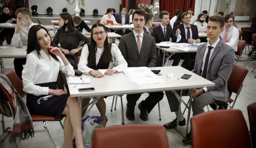 В Губкинском университете прошёл отборочный этап инженерного чемпионата «CASE-IN»