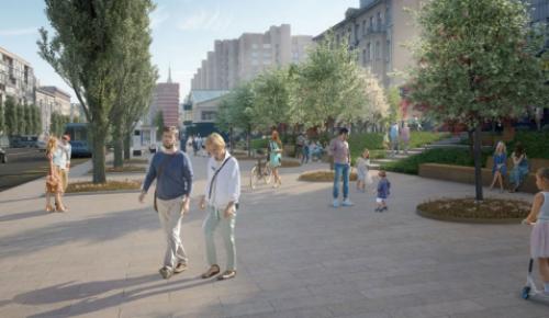 В районе Зюзино появится новая зона отдыха в рамках программы реновации