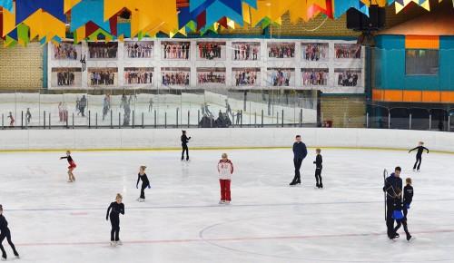 В ледовом дворце «Хрустальный» планируют провести капитальный ремонт