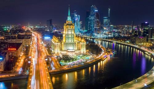 Москва вновь номинирована на престижную туристическую премию World Travel Awards — Сергунина