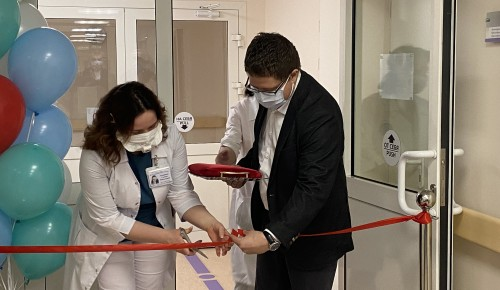 В «Федеральном центре мозга и нейротехнологий» ФМБА России открыли отделение кардиологии