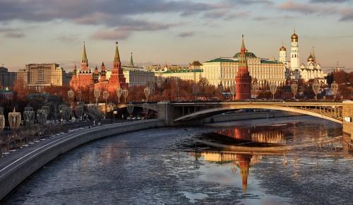Сергунина: Москва заявлена в пяти «европейских» номинациях престижной турпремии World Travel Awards