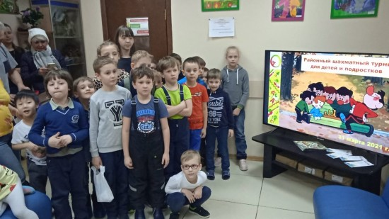 Шахматный турнир для детей и подростков прошел в Обручевском районе