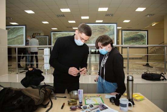 Геологический фестиваль в МГРИ длился всю неделю
