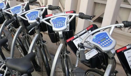 Пункты велопроката в Теплом Стане откроют на этой неделе