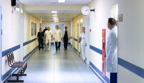 Медики Склифа в прямом эфире ответят на популярные вопросы пациентов