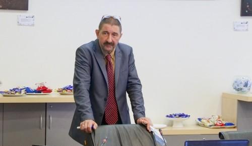 Сотрудник Губкинского университетапровел практический семинар в Московской торгово-промышленной палате