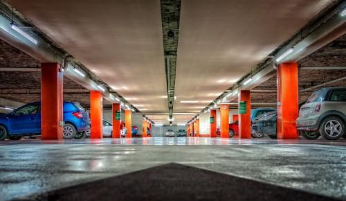 В Ломоносовском районе выставили 45 лотов подземного паркинга