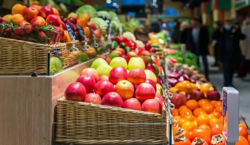 Городские власти обеспечат качество продуктов на ярмарках выходного дня