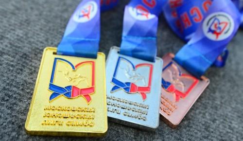 В столичном турнире по самбо участвовали более 250 спортсменов