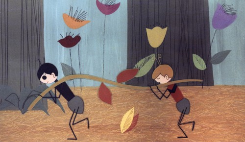 В Дарвиновском музее  пройдут показы мультфильмов 60-х годов ХХ века