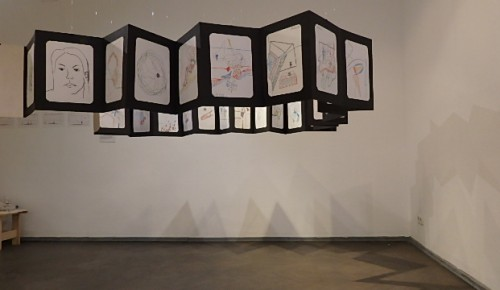 Жители Академического района могут оценить новую выставку  в галерее «Нагорная»