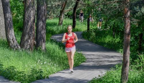 Жители Ломоносовского района приглашаются на интерактивные мероприятия в московских парках