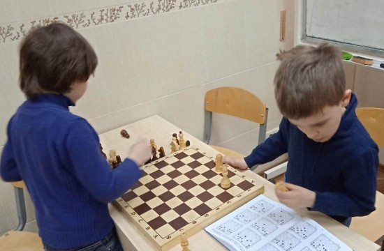 Юные шахматисты центра «Обручевский» научились делать мат в один ход