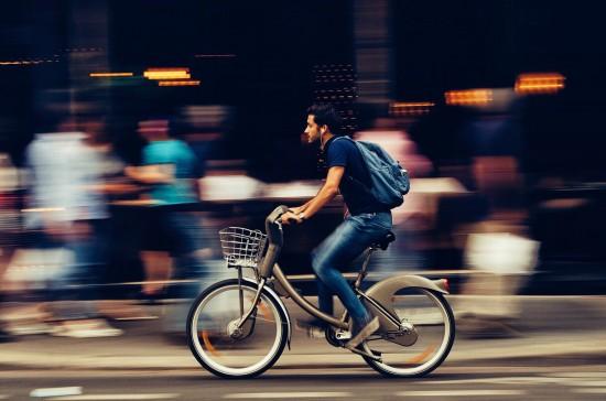 В Академическом районе  столицы заработал велопрокат