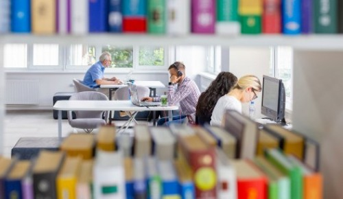 В библиотеках ЮЗАО ввели новые правила