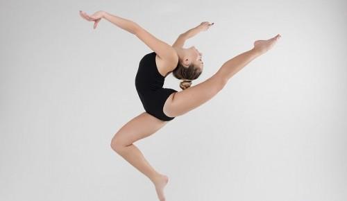 Учащаяся ОК «Юго-Запад»  заняла первое место в соревнованиях по художественной гимнастике