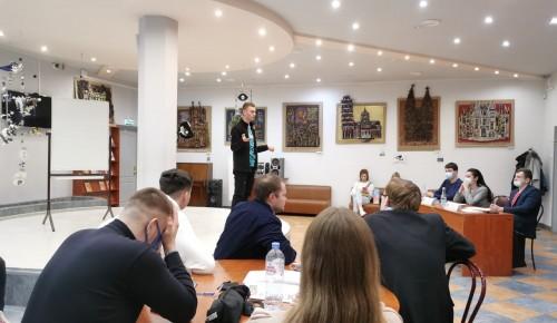 В Теплом Стане прошел конкурс дебатов