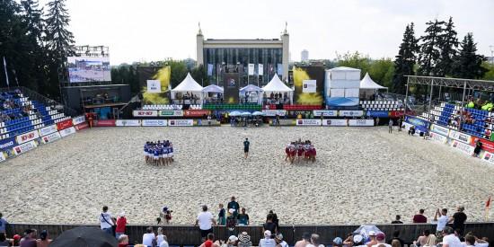 РК ЦСКА впервые в истории стал чемпионом России по регби-7 среди женских команд