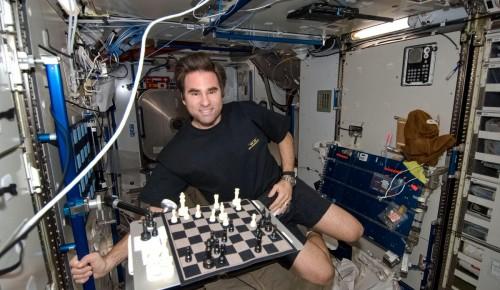 В «Истоке» расскажут о шахматных турнирах на орбитальных станциях