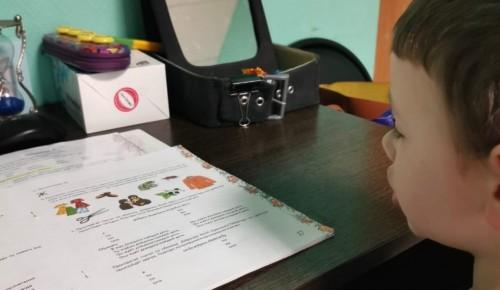 Кружок по развитию речи работает в досуговом центре «Обручевский»