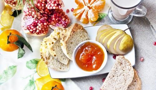 Подросткам расскажут о правильном питании на занятиях Московского дворца пионеров
