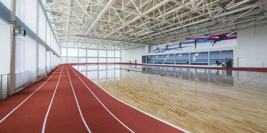 В столице регулярно появляются уникальные спортивные места