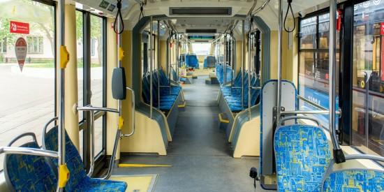 Трамвайные пути на Юго-Западе Москвы отремонтируют к маю