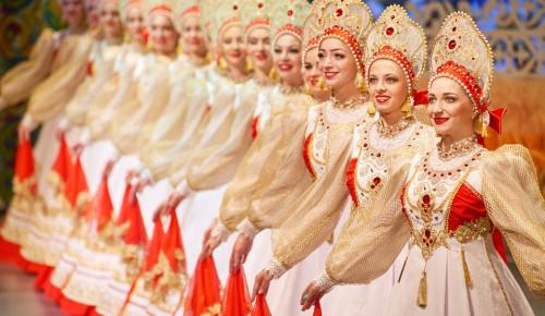Московский дворец пионеров организует Всероссийский фольклорный фестиваль онлайн