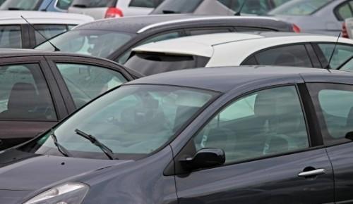 В Зюзине ликвидировали незаконное ограждение парковки