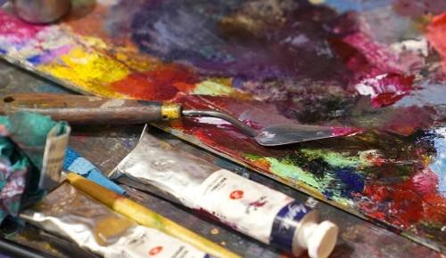 В Академии акварели открылась персональная выставка Ирины Рыбаковой