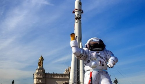 Участники турнира по стрельбе в Северном Бутове получили особую награду в честь Дня космонавтики