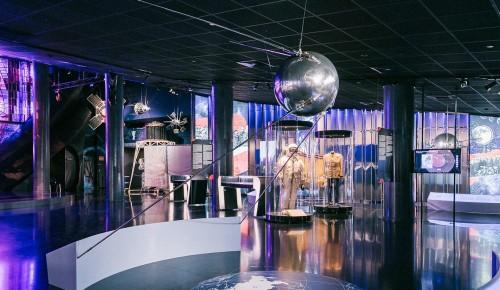 Музеи и галереи Москвы ко Дню космонавтики открывают тематические выставки