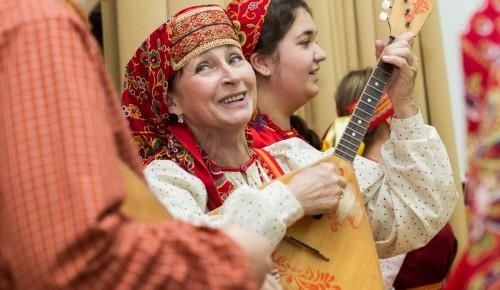 Во Дворце пионеров состоится Всероссийский фольклорный фестиваль «Вербное воскресенье»