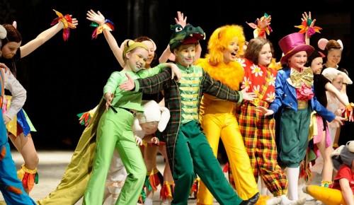 Театральная студия «Крылья» продолжает набор в детскую группу