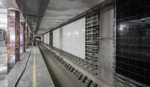 Бочкарев: Строительство новой Троицкой линии метро продвигается хорошими темпами
