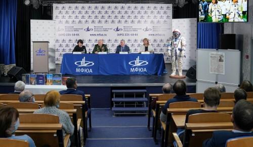 Жителям Конькова рассказали о достижениях ракетно-космической отрасли России