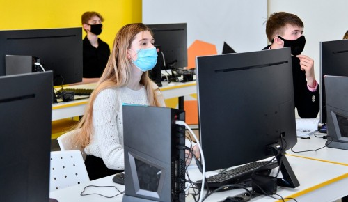 Сергунина: Профориентационный форум для молодежи проведут в Москве 16-17 апреля
