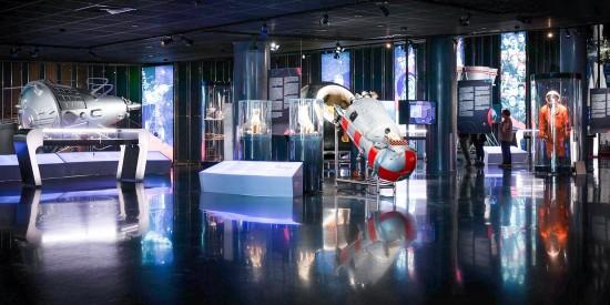 Викторины, мастер-классы, лекции на космическую тематику пройдут в музеях и дворцах творчества