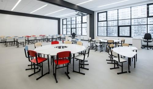 Начальной школе в Южном Бутове Росреестр по Москве присвоил кадастровый номер