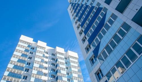 Город выделил под программу реновации 500 стартовых площадок