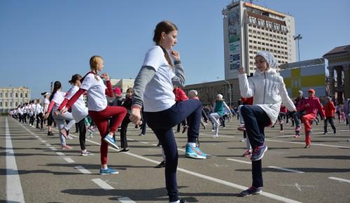 В досуговом центре «Гагаринец» прошел «День здоровья»