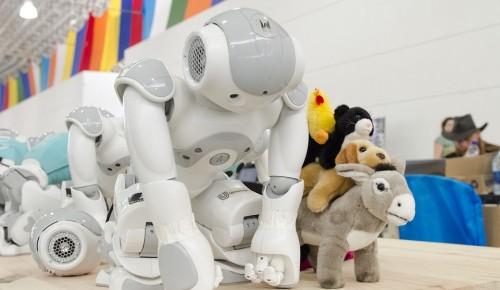 Школьники из Южного Бутова вошли в десятку лучших в международных соревнованиях по робототехнике