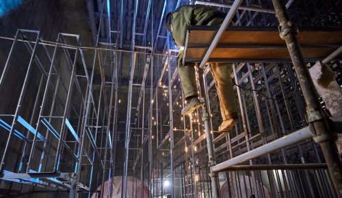 Специалисты рассказали о том, как проходит строительство станции «Воронцовская» БКЛ