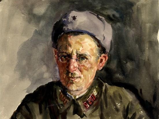 В музее Героев Советского Союза и России открылась выставка «Портрет с фронта»