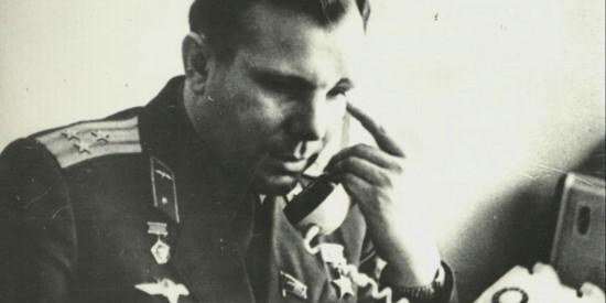 Собянин открыл выставку, приуроченную к 60-летию полёта в космос Юрия Гагарина