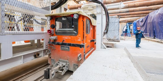 В Москве до конца года завершат проходку всех тоннелей на Большой кольцевой линии метро