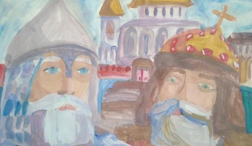 В досуговом центре «Академический» подвели итоги онлайн-конкурс детского рисунка