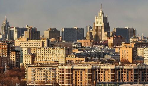 Москва вошла в ТОП-3 городов мира с самой низкой безработицей