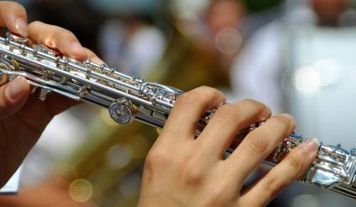 В Храме Феодора Ушакова в Южном Бутове прошел концерт флейтистов